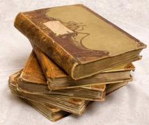 Antiques: porcelain, books, awards, icons, silver, jewelry boxes
