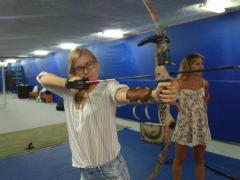 """Archery in Kiev - Shooting range """"Archer"""". Archery Kiev"""
