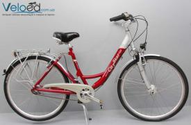 Большой выбор бу велосипедов из Германии и Европы недорого