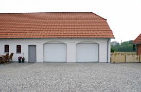 Gates sectional garage 2.5*2.15 m for 11,000 UAH