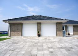 Gates sectional garage 2500*2280 mm for 11316 UAH
