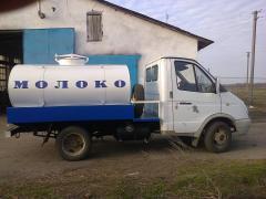 Изготовление водовозов, молоковозов, рибовоз и других автоцистер