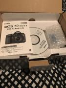 Канон ЕОС 7Д Марк II Цифровая камера с 15-85мм объектив