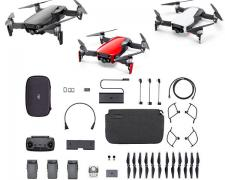 Квадрокоптер DJI Mavic Air Fly More Combo Китай