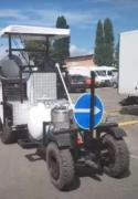 Машина розмічальна для нанесення холодного пластику та фарби