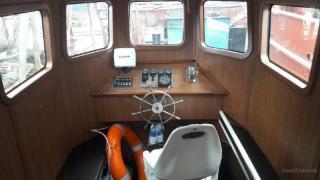 Постройка малого буксирного катера SF9TB