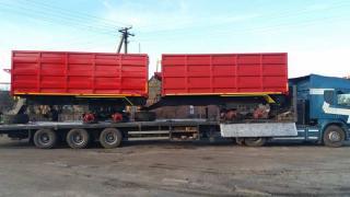 Продается полуприцеп тракторный 1ПТС-9