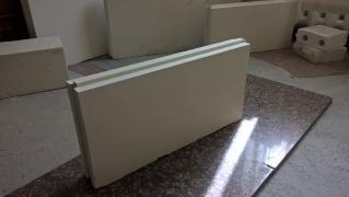 Производим и продаем пазогребневые гипсоплиты для стен