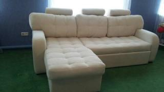 Restoration of soft old furniture