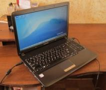 Sell for parts laptop Samsung R525(disassembly and installation)