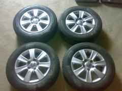 Sell the original alloy wheels R16 VW T5