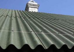 Services for construction and repair of roofs