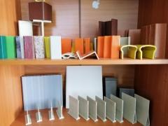 Structural pultruded fiberglass profiles builder