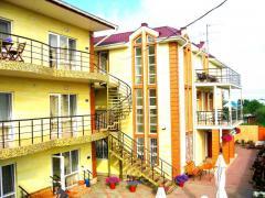 Vacation on the Black sea hotel and Adam and eve. Zatoka-2020